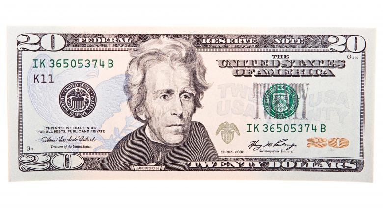 Twenty dollar bill - Free Stock Photo by 2happy on ...