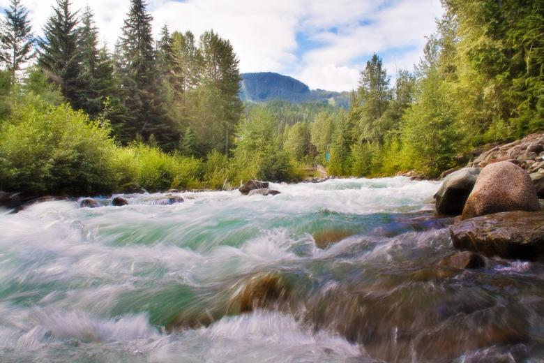 Fast Moving Water Free Stock Photo By Pixabay On