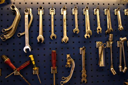 Free Stock Photo of Tool collection