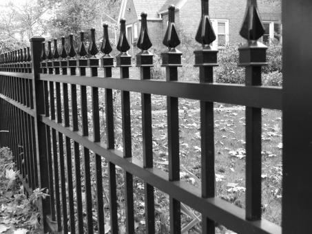 Free Stock Photo of Fence