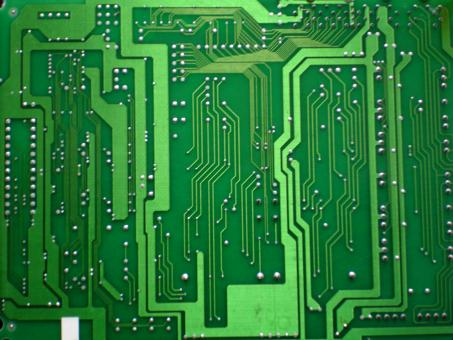 Free Stock Photo of Circuit board