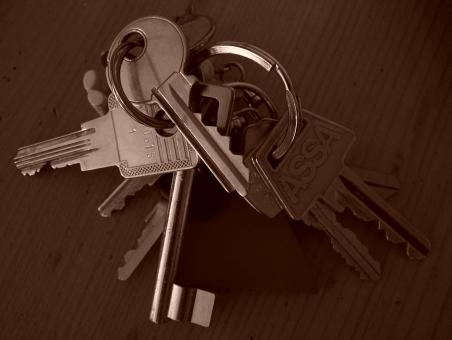 Free Stock Photo of Keys to the world
