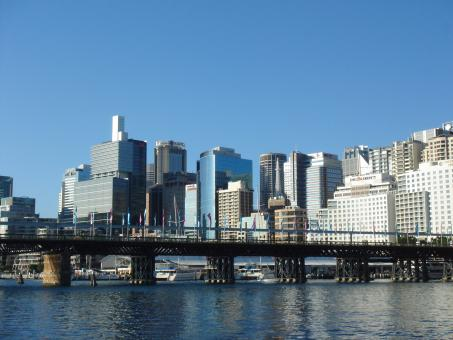 Free Stock Photo of Darling Harbour