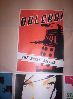 Free Stock Photo of We Are The Daleks