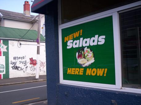 Free Stock Photo of New Salads