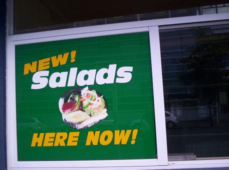 Free Stock Photo of New Salads 2