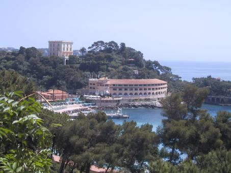 Free Stock Photo of French Riviera
