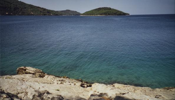 Free Stock Photo of Island of Vela Luka, Croatia