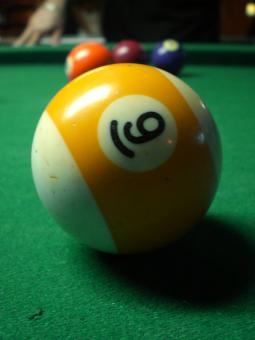 Free Stock Photo of 9ball