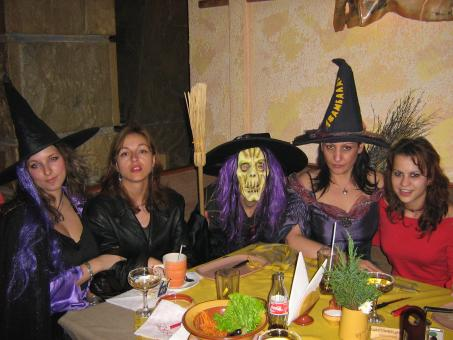 Free Stock Photo of The Witches