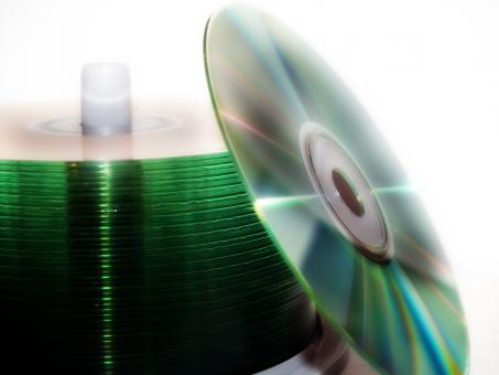 Free Stock Photo of Cds