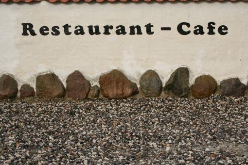 Free Stock Photo of Restaurant wall