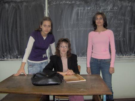 Free Stock Photo of The students with the teacher