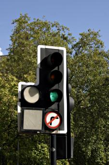 Free Stock Photo of Traffic lights