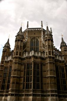 Free Stock Photo of Westminster Palace