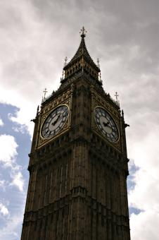 Free Stock Photo of Big Ben closeup