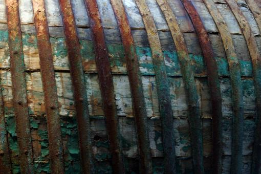 Free Stock Photo of Weathered wood texture