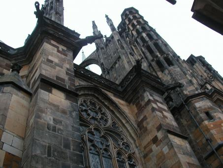 Free Stock Photo of Prague Cathedral
