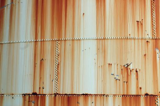 Free Stock Photo of Rusted metal surface