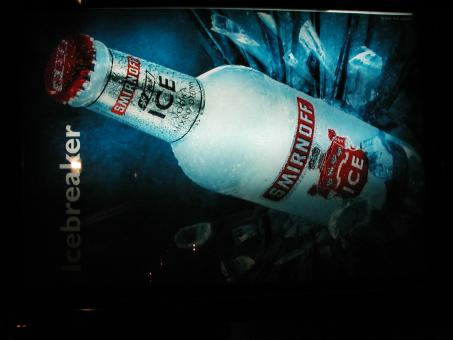 Free Stock Photo of Smirnoff ice