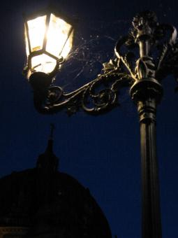 Free Stock Photo of Old street light