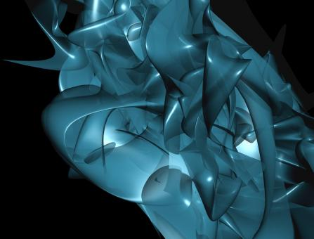 Free Stock Photo of Abstract 3D render