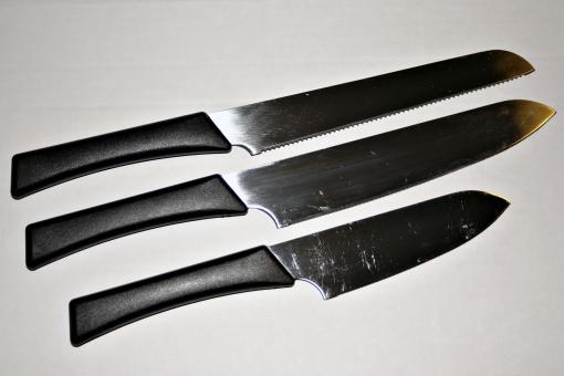 Free Stock Photo of Knives