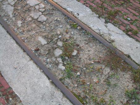 Free Stock Photo of Old railtracks