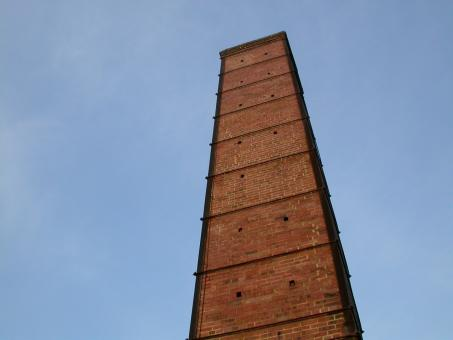 Free Stock Photo of Brick tower