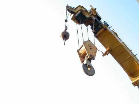 Free Stock Photo of Crane