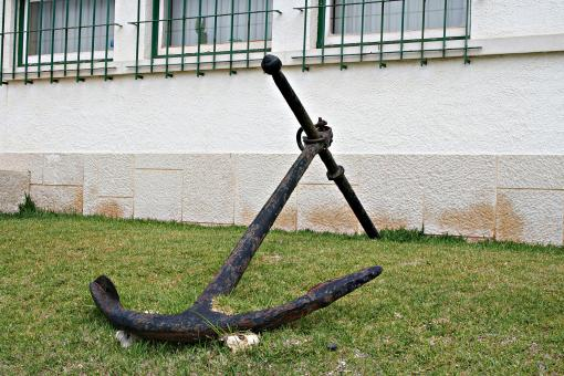 Free Stock Photo of Anchor