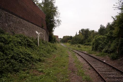 Free Stock Photo of Empty railroad