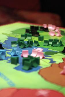 Free Stock Photo of Risk boardgame 02