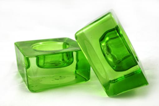 Free Stock Photo of Green glass