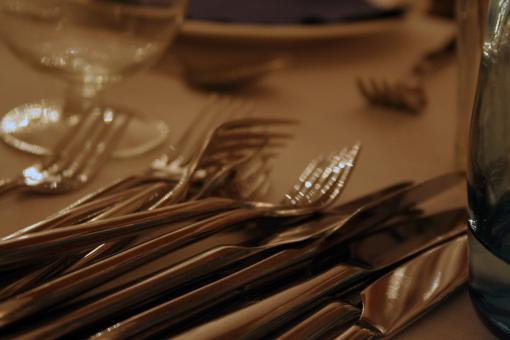 Free Stock Photo of Forks, knives etc.