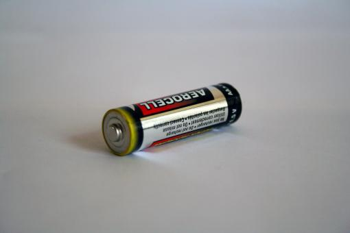 Free Stock Photo of Battery