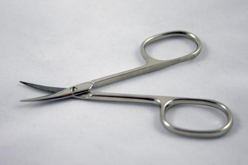 Free Stock Photo of Open scissors