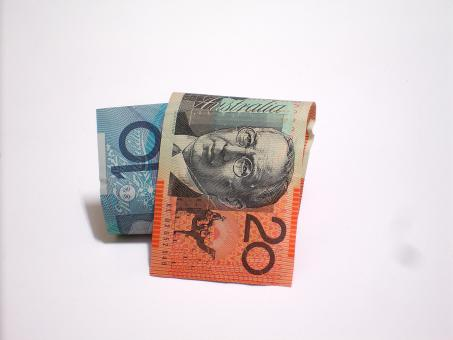 Free Stock Photo of Australian dollars
