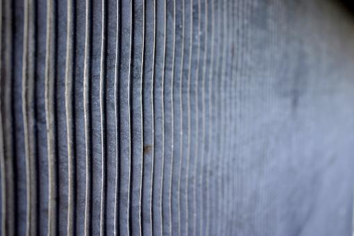 Free Stock Photo of Metallic grid surface