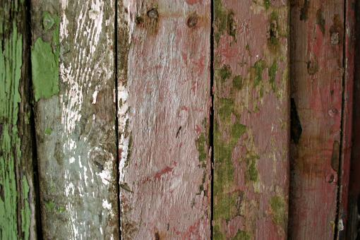 Free Stock Photo of Painted wood texture