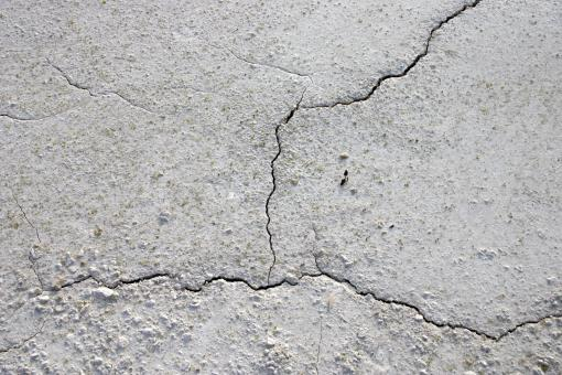 Free Stock Photo of Cracked mud surface