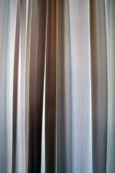 Free Stock Photo of Curtains