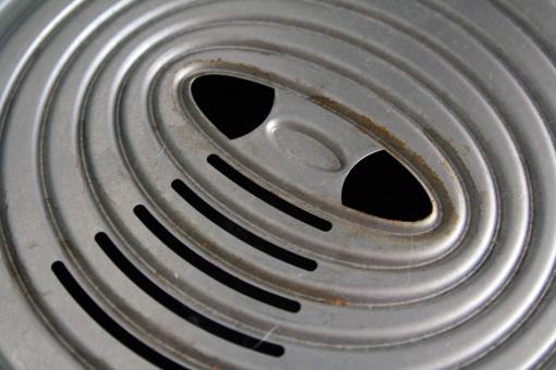 Free Stock Photo of Tin seal
