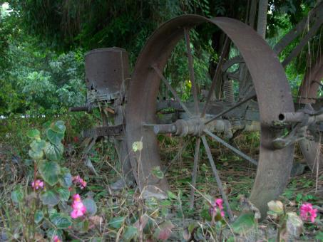Free Stock Photo of Antiquated Farm Equipment