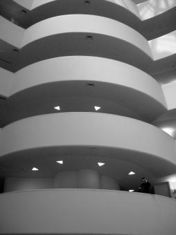 Free Stock Photo of The Guggenheim Experience