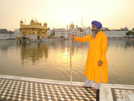 Free Stock Photo of Golden Temple