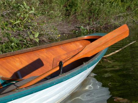 Free Stock Photo of Canoe
