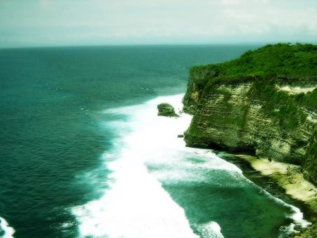 Free Stock Photo of uluwatu bali