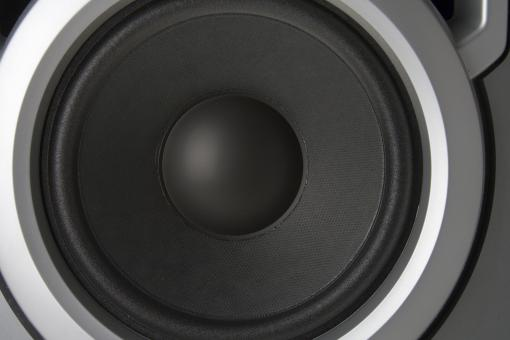 Free Stock Photo of High speaker