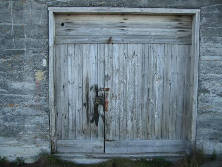Free Stock Photo of Old door